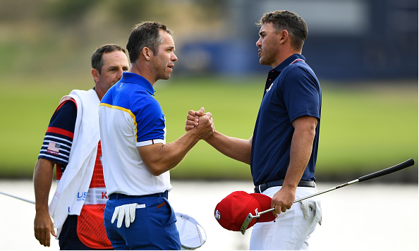 Paul Casey Brooks Koepka Ryder Cup