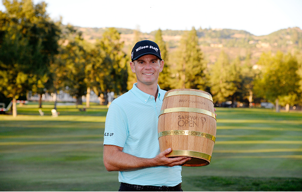 Brendan Steele Wins Safeway Open