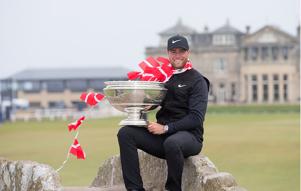 Lucas Bjerregaard Wins Alfred Dunhill Links Championship