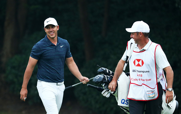 Brooks Koepka WGC-HSBC Champions at Sheshan International GC