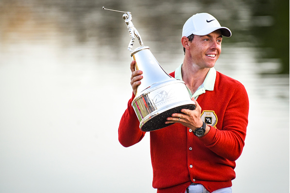 Rory McIlroy Wins Arnold Palmer