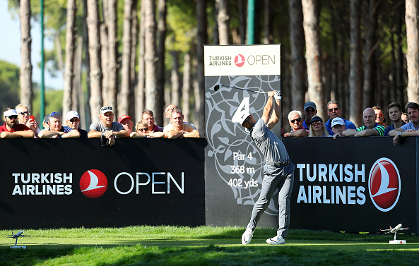 Thorbjorn Olesen Turkish Airlines Open