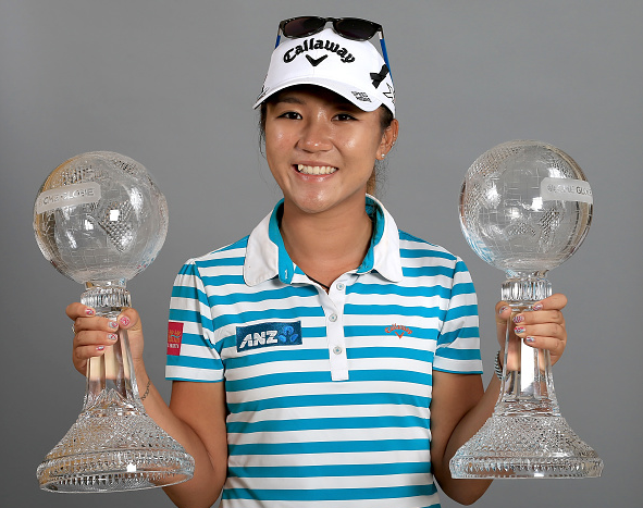 Lydia Ko Wins 2014 CME Group Championship and Race to CME Globe