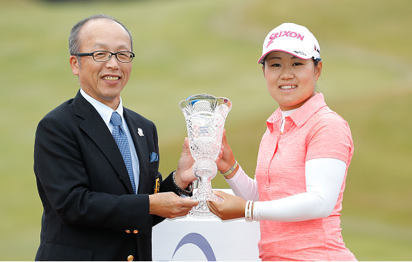 Nasa Hataoka Wins TOTO Japan Classic