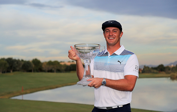 Bryson DeChambeau Wins Shriners Hospitals for Children Open at TPC Summerlin