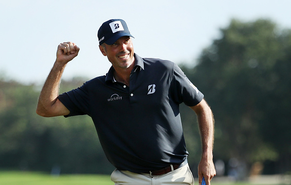 Matt Kuchar Wins Mayakoba Golf Classic