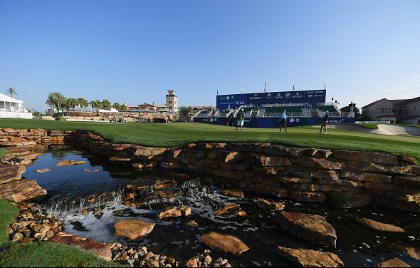 DP World Tour Championship Jumeirah Golf Estates