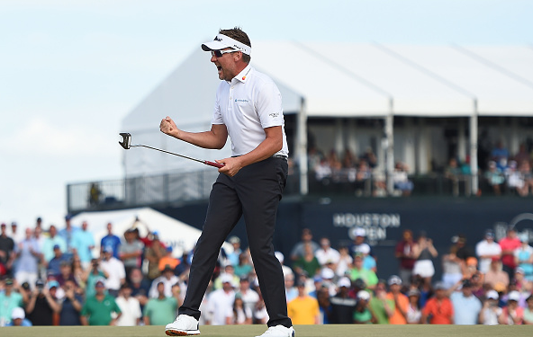 Ian Poulter Wins Houston Open