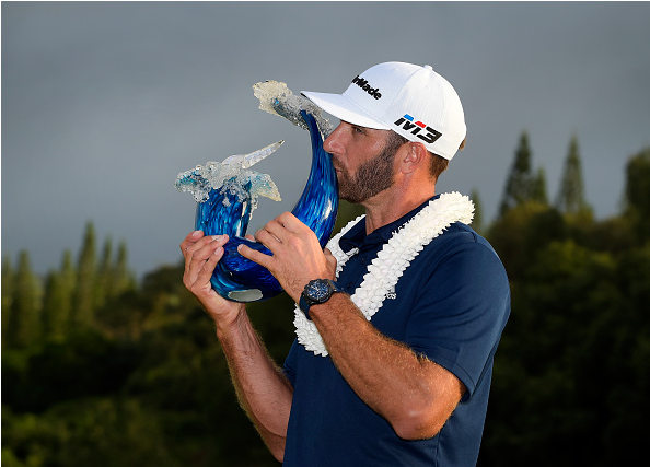 Dustin Johnson Wins the 2018 Sentry Tournament of Champions at Kapalua