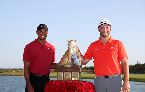 Jon Rahm Wins Hero World Challenge