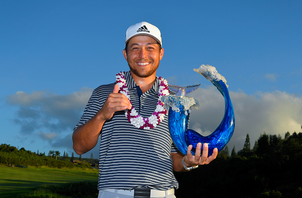 Xander Schauffele Wins Sentry Tournament of Champions