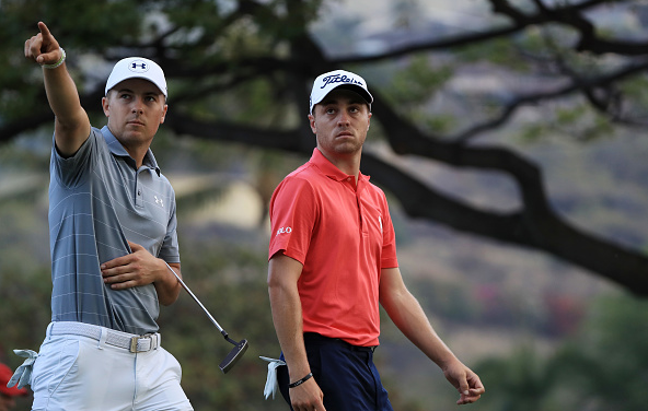 Jordan Spieth and Justin Thomas Sony Open