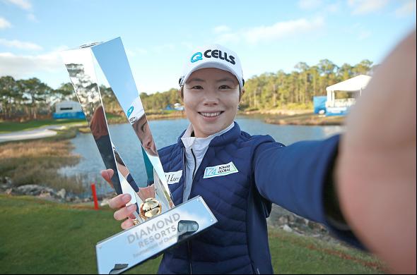 Eun-Hee Ji Wins Diamond Resorts Tournament of Champions at Tranquilo GC