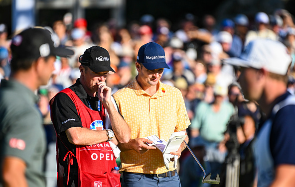 Justin Rose Wins Farmers Insurance Open