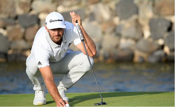Dustin Johnson Saudi Arabia
