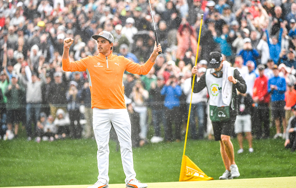 Rickie Fowler Wins Waste Management Phoenix Open
