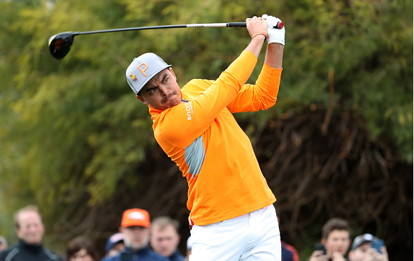 Rickie Fowler Waste Management Phoenix Open
