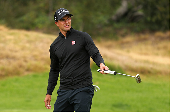 Adam Scott Genesis Open