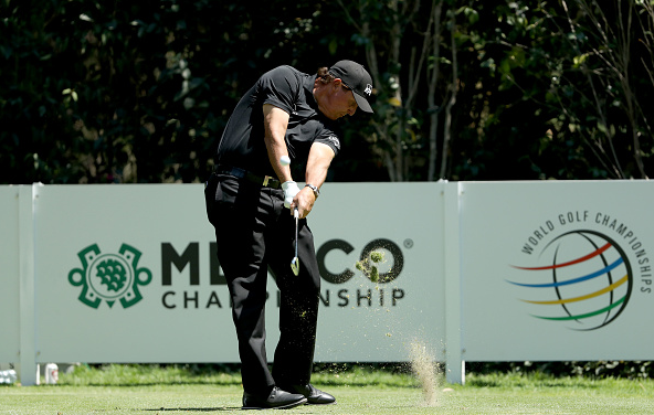 Phil Mickelson WGC-Mexico 2018
