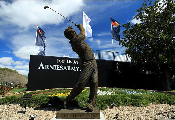 Arnold Palmer Invitational Statue