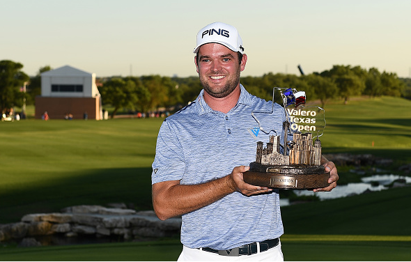 Corey Conners Wins Valero Texas Open