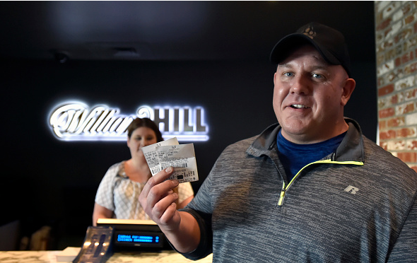 James Adducci of Wisconsin Wins Tiger Woods Bet