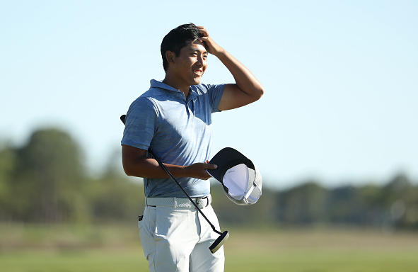 C.T. Pan Wins RBC Heritage