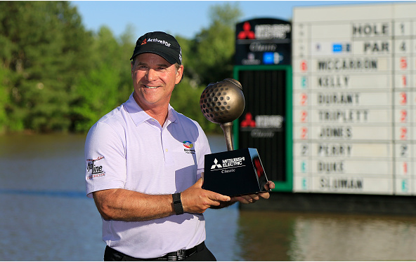 Scott McCarron Wins Mitsubishi Electric Classic