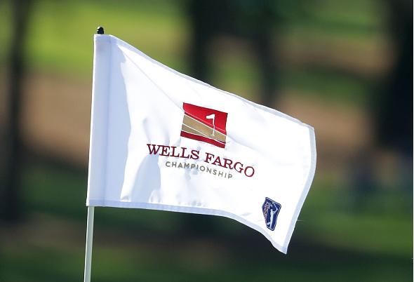 Wells Fargo Championship Flag