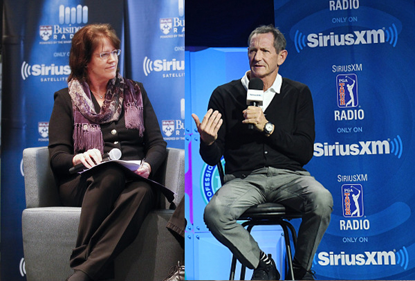 Christine Brennan Hank Haney Fired Campaign SiriusXM PGA Tour