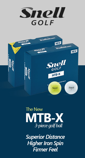 Snell Golf Ball MTB-X