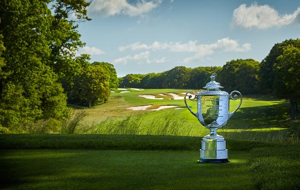 Wanamaker trophy PGA Championship