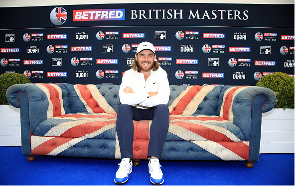 Tommy Fleetwood Betfred British Masters