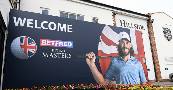 Tommy Fleetwood Betfred Masters
