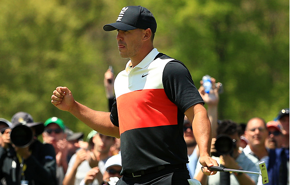 Brooks Koepka Course Record 63 Odds
