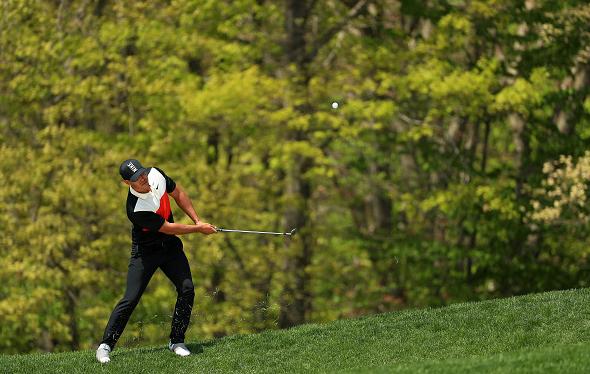 Brooks Koepka Course Record 63 PGA Championship Bethpage Black