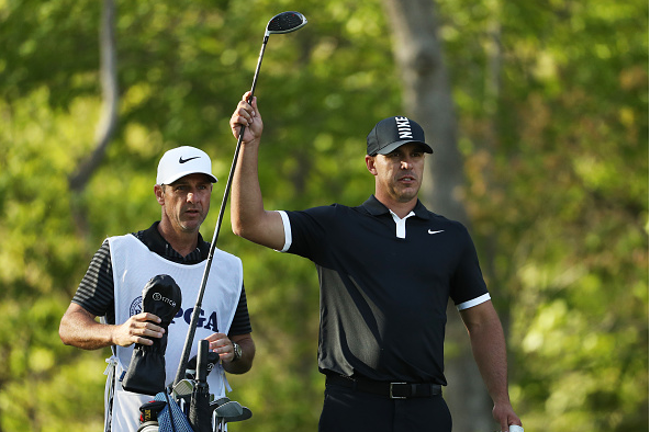 Brooks Koepka Leads 2019 PGA Championship