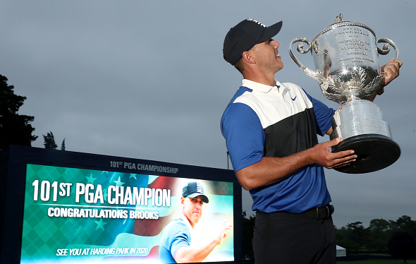 Brooks Koepka Wins 2019 PGA Championship