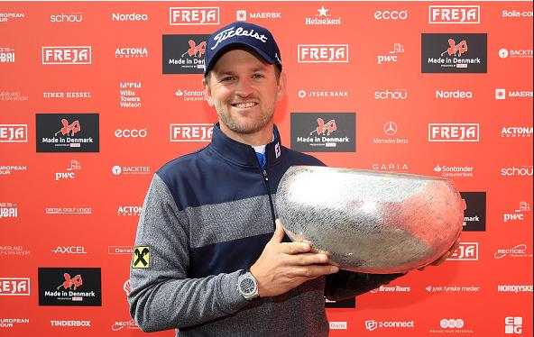 Bernd Wiesberger Wins Made in Denmark