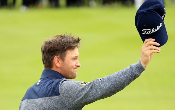 Bernd Wiesberger Wins Made in Denmark
