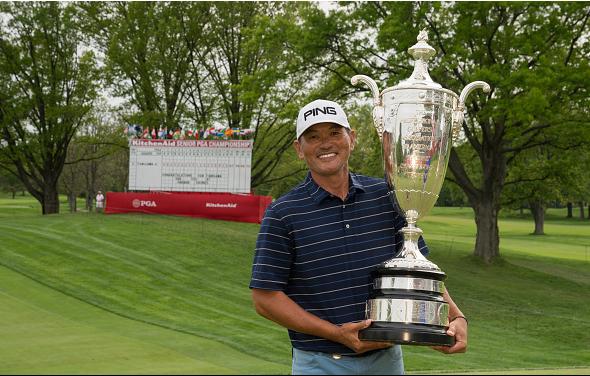 Ken Tanigawa Wins KitchenAid Senior PGA Championship