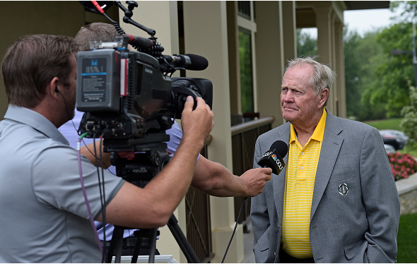 Jack Nicklaus The Memorial Tournament