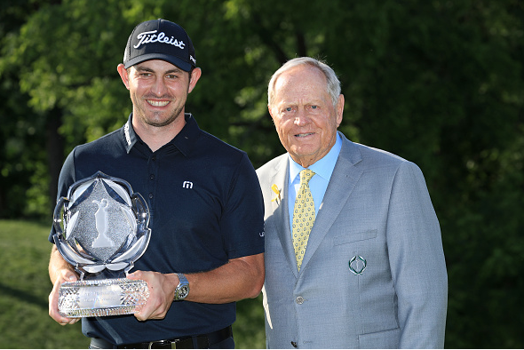 Patrick Cantlay Wins the Memorial