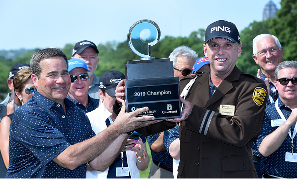 Kevin Sutherland Wins Principal Charity Classic