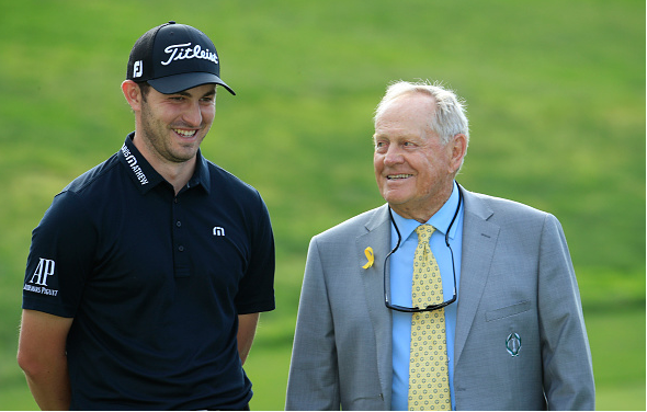 Patrick Cantlay-Jack Nicklaus-The Memorial Tournament