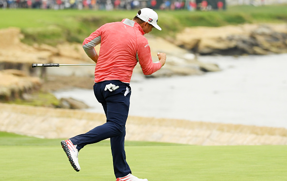 Gary Woodland Wins 2019 U.S. Open