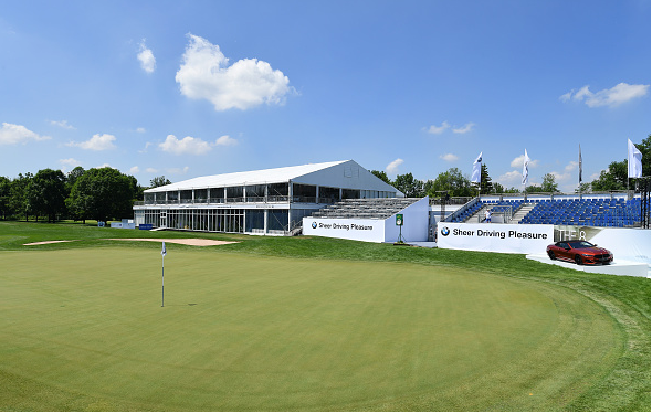 BMW International Open at Golfclub Munchen Eichenried
