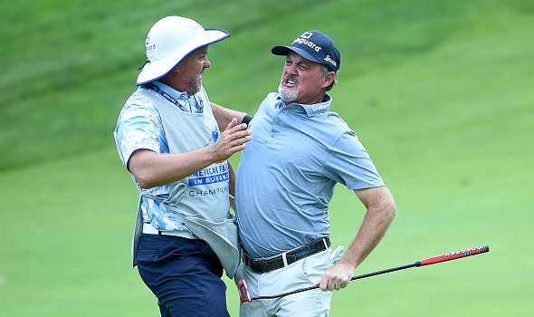 Jerry Kelly Wins American Family Insurance Championship