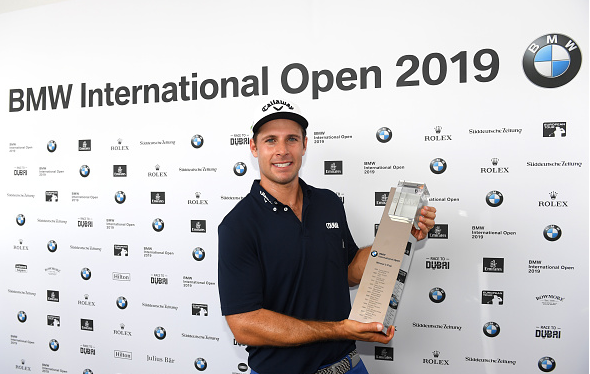 Andrea Pavan Wins BMW International Open