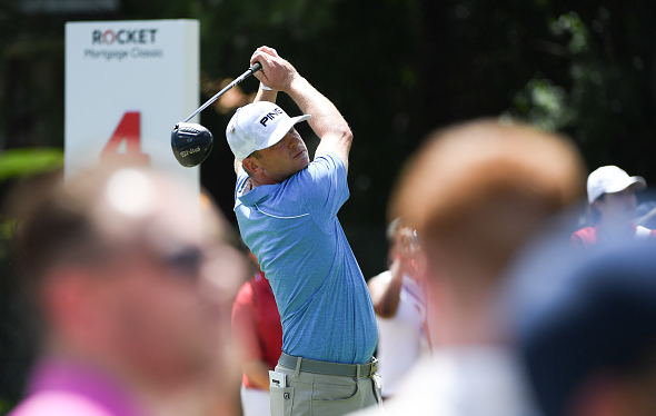 Nate Lashley Wins Rocket Mortgage Classic